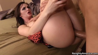 Bruce Venture fucks hard petite slut Lily Carter