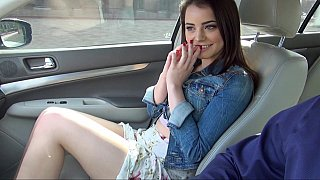 Fingering In A Car Tube Porn Video