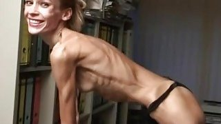 Anorexic porn