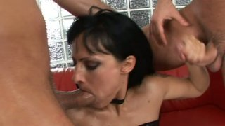 Torrid And Insatiable Hoe Kleopatra Cazso Is Used From Front And