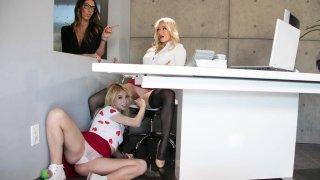Lesbian Boss Abuse Hot Porn Watch And Download Lesbian Boss