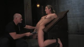 Forced dildo bondage torture hot porn